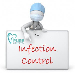 cross infection control in dentistry