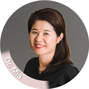 Dentist in Brisbane Dr Mia Zhu