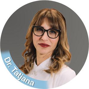 Dentist in brisbane speaking Serbian Dr Tatjana