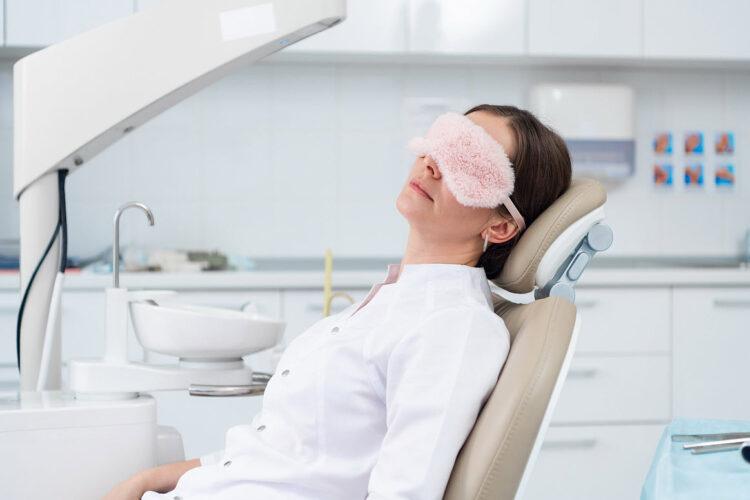 Sleep dentistry cost near me